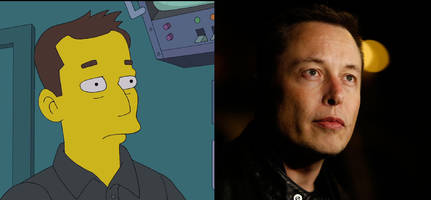 Elon Musk responds to his guest spot on 'The Simpsons'