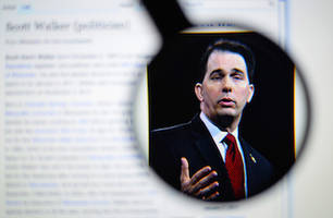 Scott Walker Will Trade You Money for Reagan Quotes